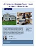 Homes for Sale in East Longmeadow, Massachusetts $141,960