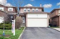 Homes for Sale in Highway 7/Wootten Way, Markham, Ontario $750,000