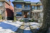 Homes for Sale in Quebec, Côte-des-Neiges/Notre-Dame-de-Grâce, Quebec $1,488,000