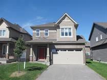 Homes for Sale in Findlay Creek, Ottawa, Ontario $930,900