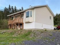 Homes for Sale in Goobies, Newfoundland and Labrador $116,500