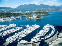 Homes for Sale in Coal Harbour, Vancouver, British Columbia $2,195,000