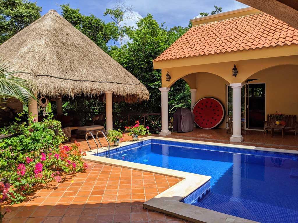 Tulum 2-Bedroom Jungle Villa