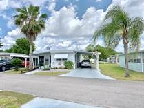 Homes for Sale in Sunnyside Mobile Home Park, Zephyrhills, Florida $11,900