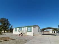 Homes for Rent/Lease in Mohave Valley, Arizona $1,100 monthly