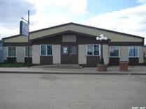 Commercial Real Estate for Sale in Duck Lake, Saskatchewan $229,900