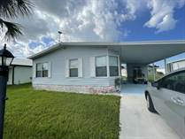 Homes for Sale in Spanish Lakes Fairways, Fort Pierce, Florida $32,500