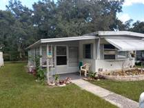 Homes for Sale in Hillside MHP, Zephyrhills, Florida $6,800