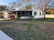 Homes for Sale in Island In The Sun, Clearwater, Florida $35,000