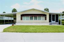 Homes for Sale in camelot east, Sarasota, Florida $34,900