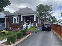 Homes for Sale in Homeside, Hamilton, Ontario $399,900