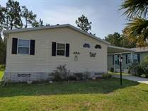 Homes for Sale in Walden Woods South, Homosassa, Florida $63,900