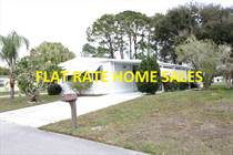 Homes for Sale in Spanish Lakes Country Club, Fort Pierce, Florida $9,995