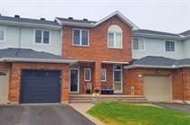 Homes for Sale in ORLEANS AVALON NOTTINGALE SPRINGRIDGE, Ottawa, Ontario $389,800