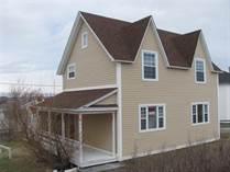 Homes for Sale in Bonavista, Newfoundland and Labrador $79,900