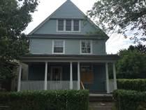 Homes for Sale in Pennsylvania, Scranton, Pennsylvania $40,500