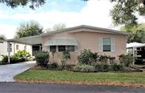 Homes for Sale in Southfork Retirement Community, Dade City, Florida $35,000