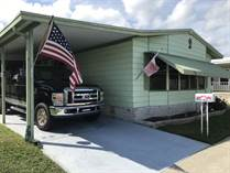 Homes for Sale in Island In The Sun, Clearwater, Florida $49,100