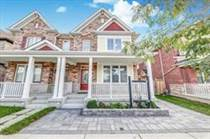 Homes for Sale in Cornell, Markham, Ontario $999,000