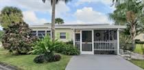 Homes for Sale in Village Green, Vero Beach, Florida $22,500