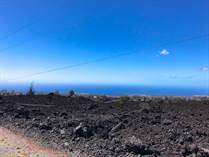 Lots and Land for Sale in Hawaii, OCEAN VIEW, Hawaii $12,000