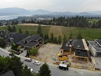 Lots and Land for Sale in Lower Mission, Kelowna, British Columbia $749,900