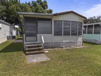 Homes for Sale in Leisure Days Park, Zephyrhills, Florida $13,500