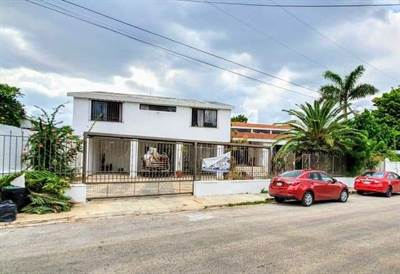 "Merida, Yucatan presents ""CASA LU"" in Benito Juarez Norte neighborhood"