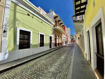 Homes for Sale in Old San Juan, San Juan, Puerto Rico $1,200,000