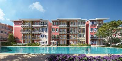Punta Cana Condo For Sale | Reserva Real 2 BDR | Bavaro  Punta Cana, Dominican Republic