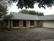 Homes for Sale in San Antonio, Texas $189,000