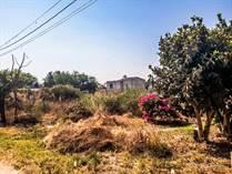 Lots and Land for Sale in Yerbabuena, Guanajuato City, Guanajuato $40,500