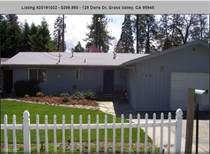 Homes for Sale in Downtown Grass Valley, Grass Valley, California $299,950