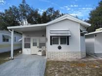 Homes Sold in HILLCREST RV PARK, Zephyrhills, Florida $20,000