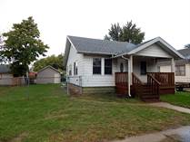 Homes for Sale in Michigan City, Indiana $124,500