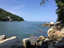 Lots and Land for Sale in Boca de Tomatlan, Puerto Vallarta, Jalisco $699,000