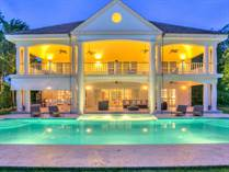 Homes for Sale in Punta Cana Resort & Club, Punta Cana, La Altagracia $1,050,000