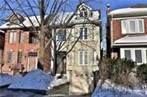 Homes for Rent/Lease in Toronto, Ontario $6,500 monthly