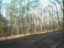 Lots and Land for Sale in Mount Ida, Arkansas $125,000