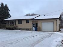 Homes for Sale in Saskatchewan, Shellbrook, Saskatchewan $166,900