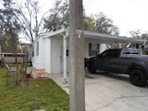 Homes for Sale in ParkWood Estates, Plant City, Florida $44,500