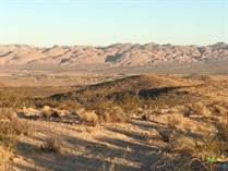 Lots and Land for Sale in Joshua Tree, California $125,000
