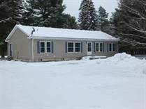 Homes for Sale in Paradise Township, Kingsley , Michigan $219,900