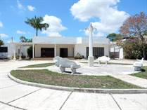 Homes for Sale in Garcia Gineres, Yucatan $23,000,000