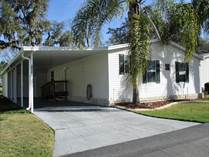 Homes for Sale in Southport Springs, Zephyrhills, Florida $46,900