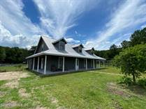 Homes for Sale in Lawtey, Florida $359,900
