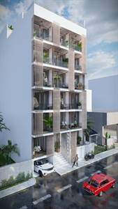 Beautiful Studio for Sale in Downtown Playa del Carmen with Beautiful Amenities DED990