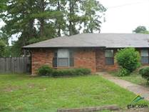Homes for Rent/Lease in Tyler, Texas $800 monthly