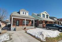 Homes Sold in Central, Windsor, Ontario $259,900