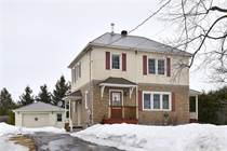 Homes Sold in PLANTAGENET, Ontario $219,900